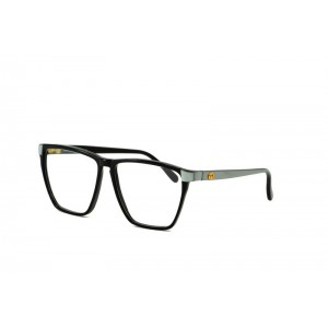 vintage Gucci GG 28 grey eyeglasses
