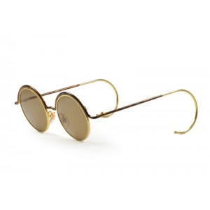 vintage Chloé round sunglasses