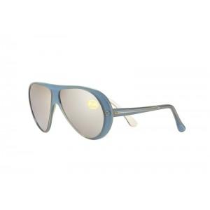 vintage Italianline-azure sunglasses